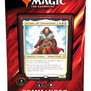 Commander 2019 - Mystic Intellect