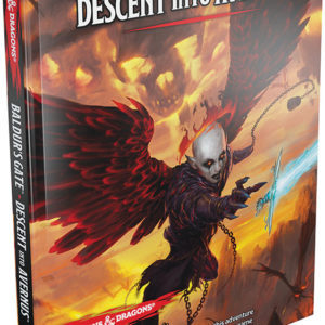 Standard Cover - Balders Gate: Descent into Avernus