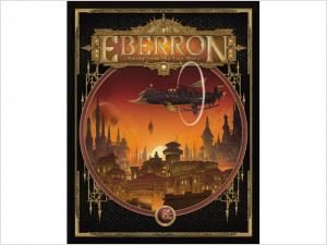Eberron - Alternate Cover