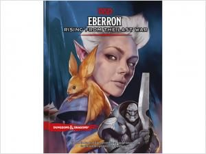 Eberron - Main Cover