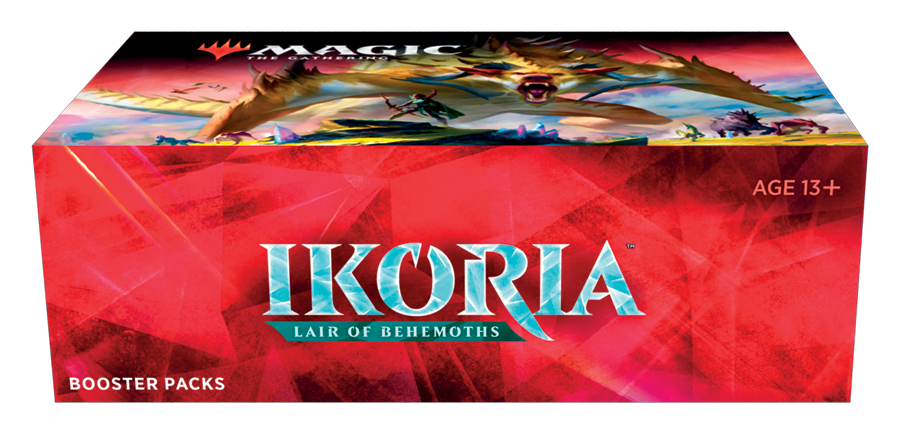 Ikoria Lair of the Behemoths Booster Box Pre-Order - Fourcorners ...